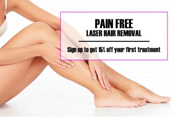 hush laser treatments laser hair removal discounts birmingham