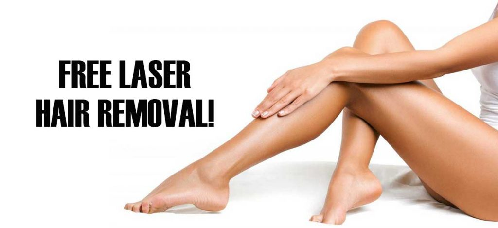 FREE Laser Hair Removal Offer, Hush Laser Salon, Birmingham